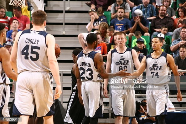 Who makes the Utah Jazz final rostercuts?