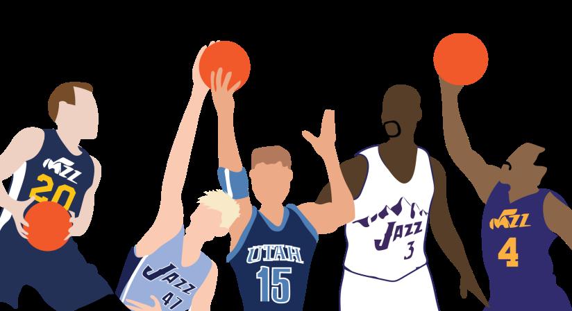 How does Gordon Hayward measure up to historic Utah Jazz SmallForwards?