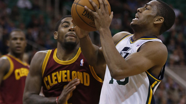 Alec Burks has the same disease as Kyrie Irving